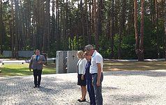 Депутат Європарламенту Анна Фотига відвідала Заповідник