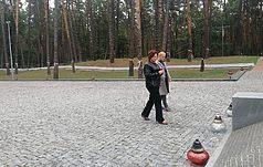 У Заповіднику відзначили 82-у річницю вторгнення СРСР до Польщі